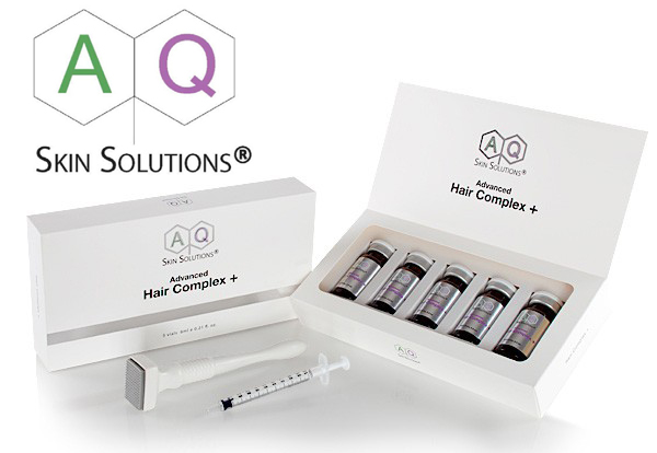 AQ Skni Solutions for hair loss Hair complex