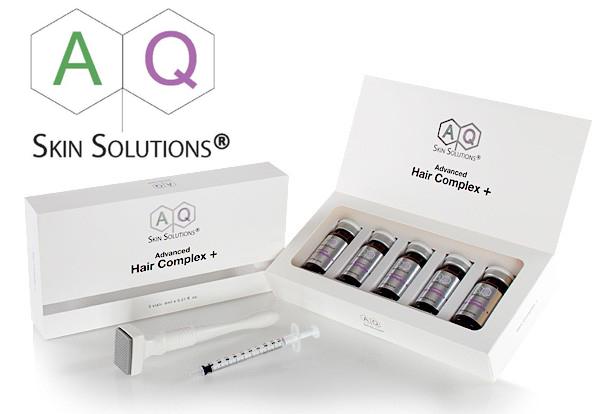 AQ Skni Solutions for hair loss Hair complex